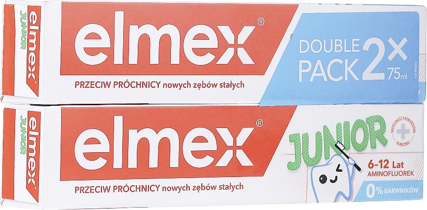 Sada - Elmex Junior Toothpaste (2xtoothpaste/75ml)
