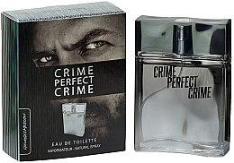 Voňavky, Parfémy, kozmetika Georges Mezotti Crime Perfect Crime - Toaletná voda
