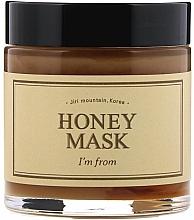 Voňavky, Parfémy, kozmetika Medová maska na tvár - I'm From Honey Mask