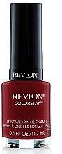 Voňavky, Parfémy, kozmetika Lak na nechty dlhá fixácia - Revlon Color Stay Nail Enamel