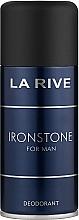Voňavky, Parfémy, kozmetika La Rive Ironstone - Dezodorant