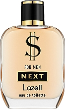 Voňavky, Parfémy, kozmetika Lazell $ For Men Next - Toaletná voda