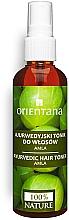 Voňavky, Parfémy, kozmetika Tonikum na vlasy - Orientana Ayurvedic Hair Toner