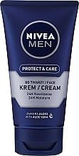 """Voňavky, Parfémy, kozmetika Krém po holení """"Klasický"""" - Nivea For Men After Shave Cream"""
