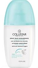 Voňavky, Parfémy, kozmetika Dezinfekčný sprej na ruky - Collistar Hygiene Hand Spray