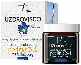 Voňavky, Parfémy, kozmetika Peeling na tvár - Uzdrovisco