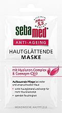 Voňavky, Parfémy, kozmetika Protistarnúca maska na tvár - Sebamed Anti-Ageing Q10 Hyaluron Face Mask