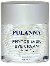 Voňavky, Parfémy, kozmetika Krém na pokožku okolo očí - Pulanna Phytosilver Eye Cream
