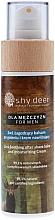 Voňavky, Parfémy, kozmetika Upokojujúci a zvlhčujúci balzam po holení pre mužov - Shy Deer For Men 2in1 Sothing After Shave Balm And Moisturizing Cream