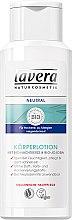 Voňavky, Parfémy, kozmetika Neutrálne BIO telové mlieko - Lavera Neutral Body Lotion