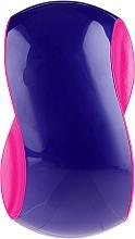 Voňavky, Parfémy, kozmetika Kefa na vlasy, fialová s ružovou - Twish Spiky 1 Hair Brush Purple & Deep Pink