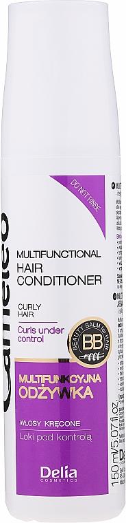 "Tekutý keratín ""Kučery pod kontrolou"" - Delia Cameleo Liquid Keratin Curly Hair"