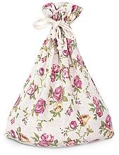 Voňavky, Parfémy, kozmetika Stredomorská soľ do kúpeľa s okvetnými lístkami ruží - Chantilly Solt