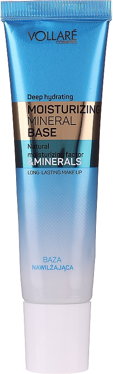 Hydratačný podklad pod makeup - Vollare Cosmetics Moisturizing Mineral Base