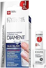 Voňavky, Parfémy, kozmetika Diamantový komplex na obnovu na nechty - Eveline Cosmetics Nail Therapy Professional