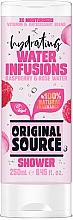 Voňavky, Parfémy, kozmetika Sprchový gél - Original Source Raspberry & Rose Water Shower Gel