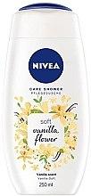 Voňavky, Parfémy, kozmetika Krémový sprchový gél - Nivea Soft Vanilla Flower