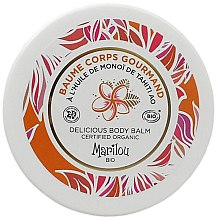 Voňavky, Parfémy, kozmetika Balzam na telo - Marilou Bio Monoi De Tahiti AO Delicious Body Balm