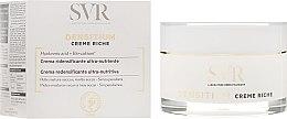 Voňavky, Parfémy, kozmetika nasýtený krém pre pružnosť pokožky - SVR Densitium Rich Cream