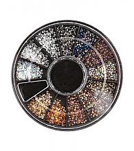 Voňavky, Parfémy, kozmetika Kamienky na nechty v organizére - Peggy Sage Micro Diamond