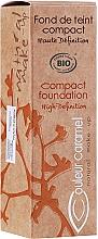 Voňavky, Parfémy, kozmetika Kompaktný tónový základ - Couleur Caramel Compact Foundation