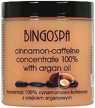 Voňavky, Parfémy, kozmetika Koncentrát škorice a kofeínu s extraktom z arganového oleja - BingoSpa