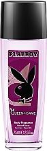 Voňavky, Parfémy, kozmetika Playboy Queen Of The Game - Deodorant v spreji