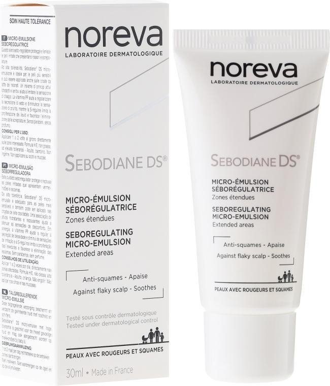 "Emulzia ""mikroregulačná"" - Noreva Sebodiane DS Sebum-Regulating Micro-Emulsion"