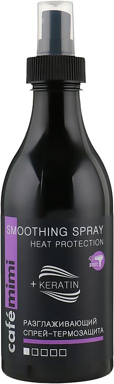Vyhladzujúci sprej s tepelnou ochranou - Cafe Mimi Smoothing Spray Heat Protection