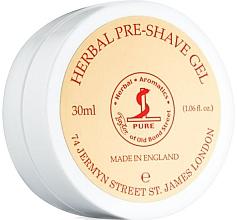 Voňavky, Parfémy, kozmetika Gél pred holením - Taylor of Old Bond Street Herbal Pre-Shave Gel