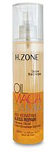 Voňavky, Parfémy, kozmetika Olej na lesk vlasov - H.Zone Macadamia-Gloss Repair
