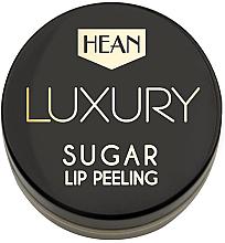 Voňavky, Parfémy, kozmetika Luxusný scrub na pery - Hean Luxury Sugar Lip Peeling