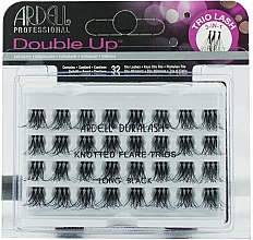 Voňavky, Parfémy, kozmetika Súprava rias - Ardell Double Double Up Lashes Long Black