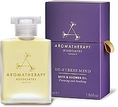 Voňavky, Parfémy, kozmetika Antistresový kúpeľový a sprchový olej - Aromatherapy Associates De-Stress Mind Bath & Shower Oil