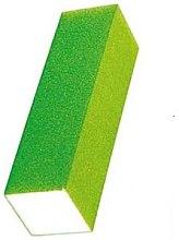 Voňavky, Parfémy, kozmetika Buff na leštenie nechtov 120/150, 74813, zelený - Top Choice Colours Nail Block