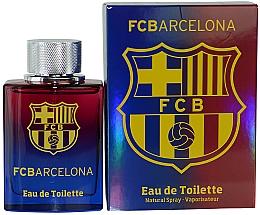 Voňavky, Parfémy, kozmetika Air-Val International FC Barcelona - Toaletná voda