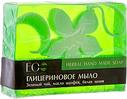 Voňavky, Parfémy, kozmetika Glycerínové mydlo bylinné - ECO Laboratorie Herbal Hand Made Soap