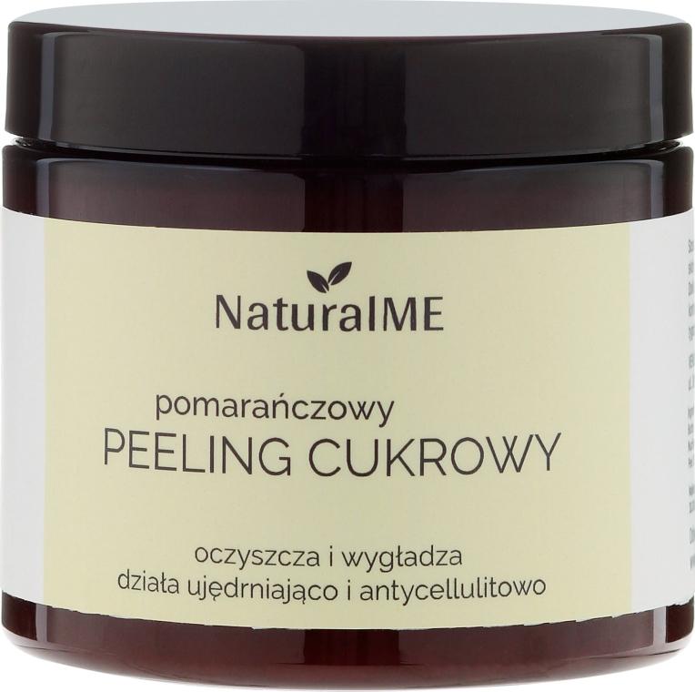 """Cukorový telový peeling """"Pomaranč"""" - NaturalME"""