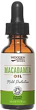 Voňavky, Parfémy, kozmetika Makadamiový olej - Wooden Spoon Macadamia Oil