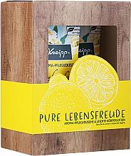 Voňavky, Parfémy, kozmetika Sada - Kneipp Enjoy Life (sh/gel/200ml + b/milk/200ml)