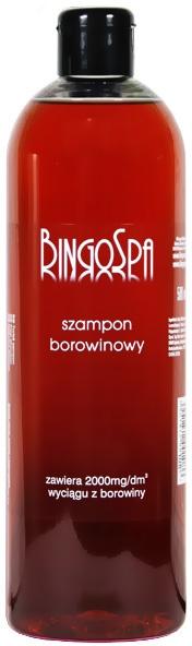 Šampón bahenný - BingoSpa Shampoo Mud