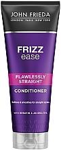 Voňavky, Parfémy, kozmetika Vyrovnávací kondicionér na vlnité, kučeravé a nepoddajné vlasy - John Frieda Frizz-Ease Flawlessly Straight Conditioner
