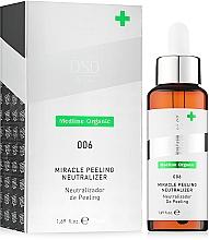 Voňavky, Parfémy, kozmetika Neutralizátor peelingu č. 006 - Simone DSD de Luxe Medline Organic Miracle Peeling Neutralizer