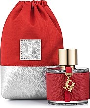 """Voňavky, Parfémy, kozmetika Drarčekové vrecko na parfumy, červené """"Perfume Dress"""" - MakeUp"""