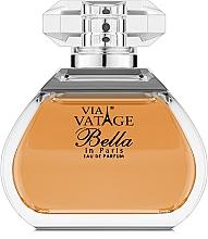 Voňavky, Parfémy, kozmetika Via Vatage Bella in Paris - Parfumovaná voda