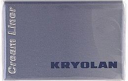Voňavky, Parfémy, kozmetika Vodotesné očné linky - Kryolan HD Cream Liner
