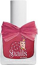 Voňavky, Parfémy, kozmetika Lak na nechty - Snails Aloha