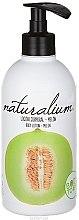 """Voňavky, Parfémy, kozmetika Telové mlieko výživné """"Melón"""" - Naturalium Body Lotion Melon"""