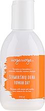 Voňavky, Parfémy, kozmetika Prírodný šampón s jarabinovými bobuľami a šípkami pre suché vlasy - Uoga Uoga Rowan Day Shampoo