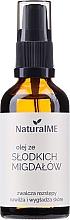 Voňavky, Parfémy, kozmetika Sladký mandľový olej - NaturalME